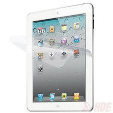 """9.7"""" Clear HD LCD Film Guard Anti Glare Tablet Screen Protector Cover For iPad"""
