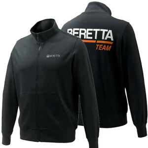 Beretta FU261 Beretta Team Sweatshirt in Black