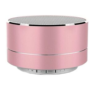 Portable Bluetooth Wireless Speakers RCHRGBL Powerful Bass LED A10 Mini Speaker