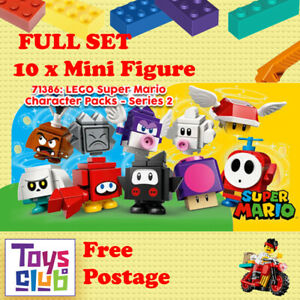 LEGO 71386 Super Mario Character Packs Series 2 PICK YOUR OWN FREE POST