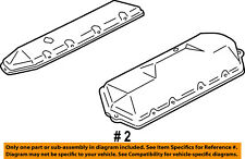 FORD OEM 99-03 F-350 Super Duty-Engine Valve Cover F6TZ6582BB