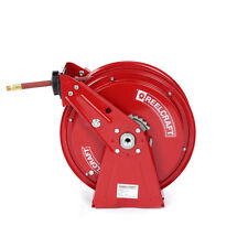 """REELCRAFT DP7850 OLP 1/2"""" x 50ft. 300 psi. for Air & Water service  with Hose"""