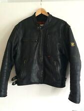 Belstaff digitale Leather Motorcycling Jacket