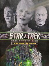Star Trek  Next Generation Bandai Cardgame Next Phase Edition Box SW