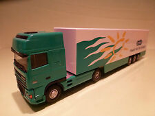 LION CAR DAF 95 XF TRUCK - REMIA - 1:50 - RARE SELTEN - GOOD CONDITION