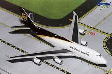 UPS Boeing 747-400F N572UP Gemini Jets GJUPS1571 Scale 1:400