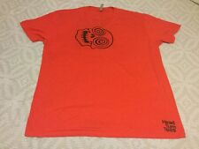 NWOT XXL Red Brick Brewing Company Laughing Skull Tee Shirt by Head Turn Tees