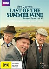 Last of the Summer Wine: Series 29 - 30 NEW R4 DVD