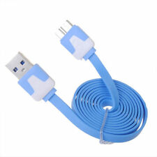 3FT Noodle USB Charger+Data SYNC Cord Cable For Toshiba External Hard Drive Disk