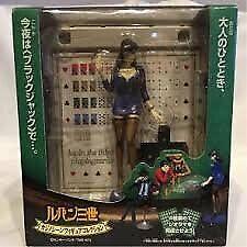 III casino scene Figure Collection Fujiko Mine Lupin single item (japan import)