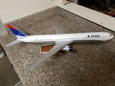 "24"" Airplane Model Delta Boeing 747"
