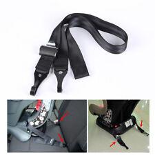 Universal ISOFIX Seat Latch Belt Hook Car Baby Child Safety Seat Strap 10-61inch