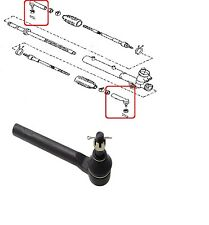 TIE ROD END TRACK ROD END FOR NISSAN MURANO Z50 2002-2007