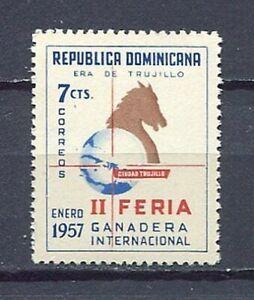 27907) Dominicaine Rep. 1957 MNH Neuf Expo Ciudad