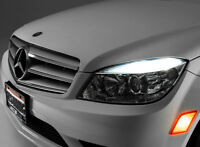 4 ampoules à LED Blanc Veilleuses  Feux de Position pour Mercedes classe C  w204