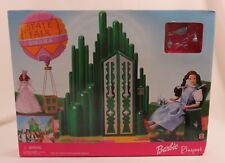 The Wizard of Oz BARBIE PLAYSEY  in Box created by MATTEL