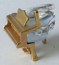 Swarovski Crystal & Gold Plated GRAND PIANO Crystal Memories,  # 173368 w/ Box