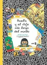 Amelia y el viaje mas largo del mundo (Spanish Edition)-ExLibrary