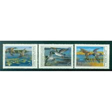 URSS 1990 - Y & T n. 5761/63 - Canards sauvages