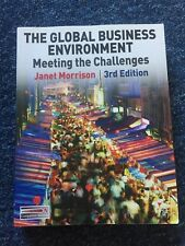 The global business environment  textbook