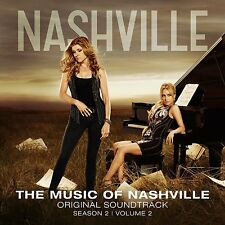 NASHVILLE - THE MUSIC OF NASHVILLE - SEASON 2 VOLUME 2: DELUXE CD ALBUM