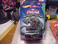 Hot Wheels Marvel Spiderman Power Pistons