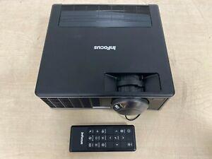 InFocus P1503 DLP Projector HDMI VGA DisplayLink w/ Remote