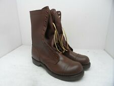 "Corcoran Men's 10"" Leather Historic Jump Boot CV1511 Brown Size 7.5D"