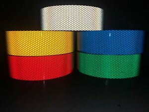 Reflective Tape High Intensity Tape High Visibility Tape High Viz Tape High Vis