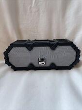 Altec Lansing Mini Lifejacket 3 IMW478 Wireless Black Speaker, tested good