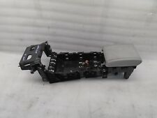DK802209 09-14 JAGUAR XF CENTER CONSOLE W/ ARM REST GREY ASSY (8X23F045H38) OEM