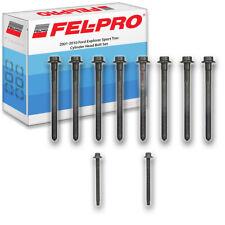 Fel-Pro Cylinder Head Bolt Set for 2001-2010 Ford Explorer Sport Trac FelPro qb