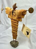 Mystic Creations SHAMAN Priest Healer Sculpture Art Figure By Artist J Oulierre