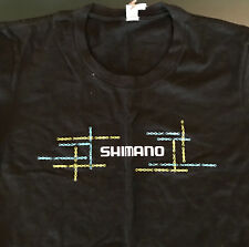 Shimano T-shirt, Women's Medium, Black