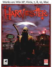 Harvester 1996 PC Mac Game