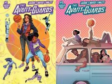 Avant-Guards 1 Variant Set Veronica Fish Carly Usdin Noah Hayes Boom! 1st NM