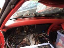 Corvette Stingray Dash Pad - Corvette C3 Dash Pad - Stingray Dash Top Pad (RED)