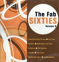 Various - The Fab Sixties Vol. 9 (CD) (2004) New