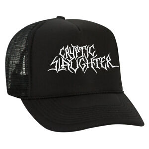 Cryptic Slaughter Hat d.r.i. exploited exodus celtic frost evildead accused kbd