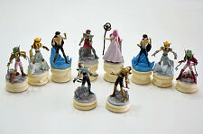 Saint Seiya chess megahouse gashapon figure SET LOT ORIGINAL