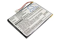 3.7V battery for Philips 447437502222, 310420052281, Multimedia Control Panel RC