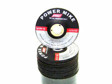 """10 PC 4-1/2"""" X 1/4"""" X 7/8"""" METAL GRINDING WHEEL FOR ANGLE GRINDER"""