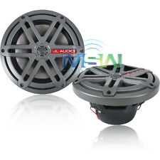 "JL AUDIO MX770-CCX-SG-TB 7.7"" MARINE COAXIAL SPEAKERS TI BLACK SPORT GRILLES"