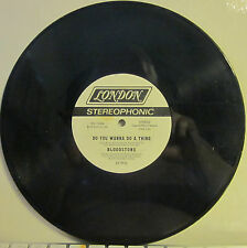 "► Bloodstone - 10"" Do You Wanna Do a Thing (London 5N-1064) (Disco version)"