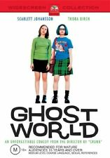 Ghost World (DVD, 2003) - New/Sealed
