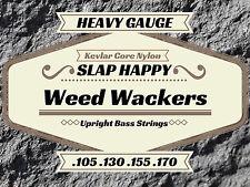 ~NEW HEAVY GAUGE Upright Double BASS WEEDWACKER STRINGS
