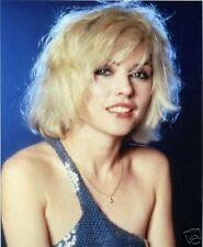 Blondie Debbie Harry Dress 10x8 Photo