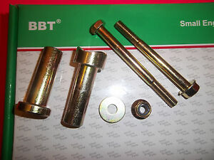 BBT REPLACEMENT FITS JOHN DEERE MOWER DECK WHEEL HARDWARE KIT GX21012  18559