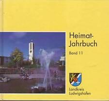 Heimat-Jahrbuch Landkreis Ludwigshafen Dudenhofen Heßheim Mutterstadt Pfalz 1994