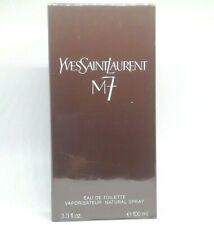 1st Edition M7 von Yves Saint Laurent 100 ml  edt Spray OVP Folie YSL Sealed